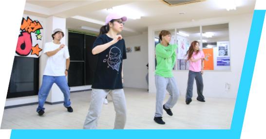 ダンススタジオストンプが選ばれる理由3