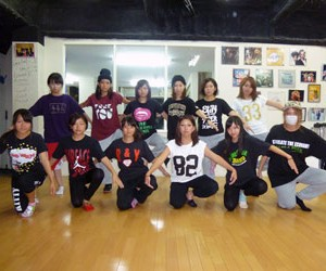 Girls Hip Hop Dance/ガールズヒップホップダンス