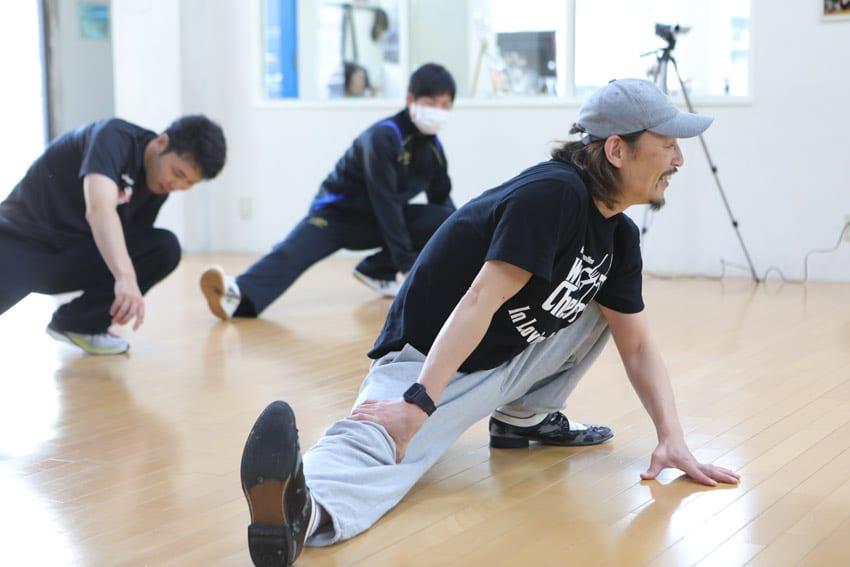 ダンススタジオSTOMP 代表 大枝 秀信