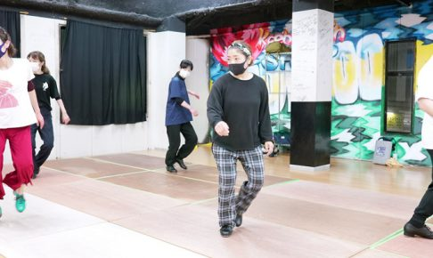 TAP 初級 ダンス経験者(月曜日)