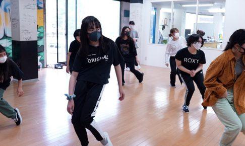 Girls Hip Hop 初級(土曜日)