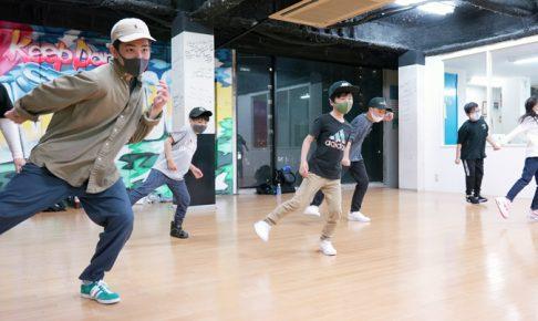 Street Dance 初心者 5歳~小6(月曜日)