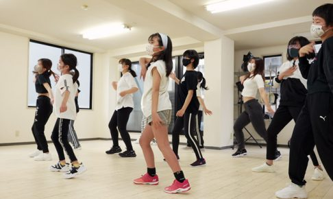 K-POP 小学生~社会人(土曜日) 5/15 START!!!
