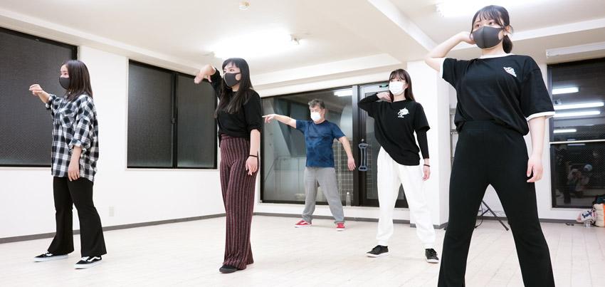 Soul&Waack 初中級(金曜日)