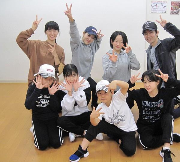 2-4(土)Sachika_HipHop入門初級