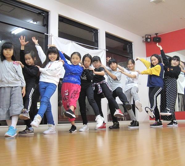 2-5(火)RIKA_Kids&Jr_Waack入門初級